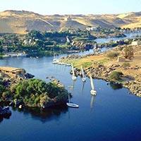 Cairo - Limousine - Nile Cruise - Aswan