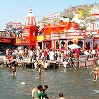 Agra - Mathura - Rishikesh - Haridwar