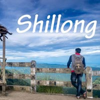 Guwahati - Shillong - Cherrapunji