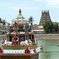 Chennai - Chidambaram - Thanjavur - Madurai