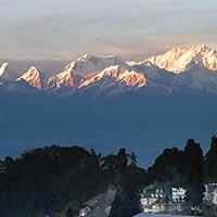 Pelling -  Gangtok - Darjeeling - Tsomgo Lake - Baba Mandir