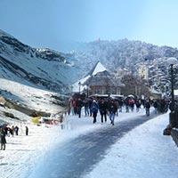 Shimla - Manali Dharamshala - Dalhousie - Amritsar Khajjiar