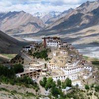 Kinnaur - Spiti Valley - Kaza - Nako Lake - chandartal lake - Rohtang Pass - Manali