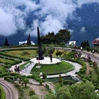 Bagdogra - Gangtok - Pelling - Darjeeling
