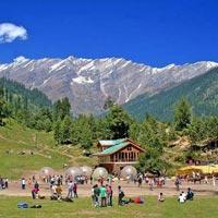 New Delhi - Shimla - Manali - Dharamsala - Dalhousie - Amritsar