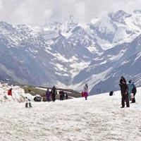 New Delhi - Manali - Shimla - Rohtang Pass - Kufri