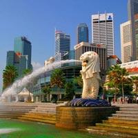 Mumbai - Bangkok - Kuala Lumpur - Singapore