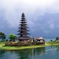 New Delhi - Singapore - Bali
