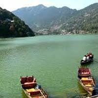 Delhi - Corbett - Nainital - Kausani - Auli - Rudraprayag - Haridwar