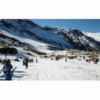 Manali - Kullu - Manikaran - Rohtang Pass