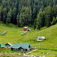 Srinagar - Sonamarg - Gulmarg - Pahalgam