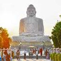 Bodhgaya - Rajgir - Nalanda - Bodhgaya - Varanasi