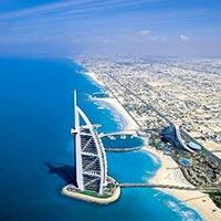Desert Safari - Dhow Cruise - Monorail Ride - Burj Khalifa - Abu Mosque