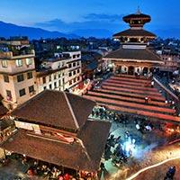 Bhadrapur - Kathmandu - Nagarkot