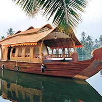 Cochin - Alleppey - Houseboat - Kovalam - Trivandrum