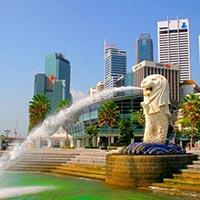 Singapore - Kuala Lumpur - Bangkok - Pattaya