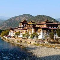 Paro - Thimphu - Trongsa - Bumthang - Punakha