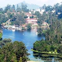 Coimbatore - Ooty - Kodaikanal - Munnar - Cochin