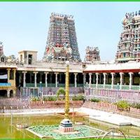 Bangalore - Chennai - Mahabalipuram - Tiruvannamalai - Pondicherry - Tanjore - Trichy - Madurai - Kanyakumari - Kovalam - Cochin - Ooty - BR Hills - Mysore - Puttaparthi