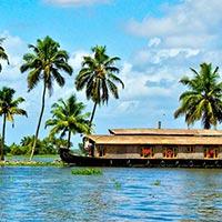 Alleppey - Kochi - Kanyakumari - Munnar - Thekkady - Thiruvananthapuram