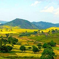 Bhubaneswar - Puri - Konark - Chilika - Gopalpur - Rayagada - Jeypore - Vizag
