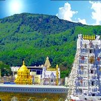Mumbai - Hyderabad - Secunderabad - Vishakapatnam - Tirupati - Bangalore - Mysore - Hampi - Hospet - Badami - Bellary
