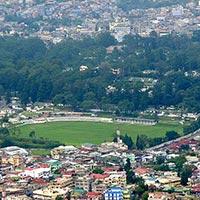 Guwahati - Shillong - Cherrapunjee - Mawlynnong Village