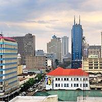 Arusha - Nairobi