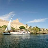 Cairo - Nile Cruise - Alexandria - Alamin - Luxor - Aswan - Giza - Komobo - Edfu