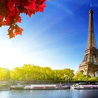 New Delhi - Chennai - Port Blair - Brussels - Paris - Eiffel Tower - Seine River Cruise - Heidelberg - Black Forest - Rhine Falls - Zurich - Engelberg - Mt. Titlis - Lucerne - Pisa - Venice - Padova - Venice - Milan