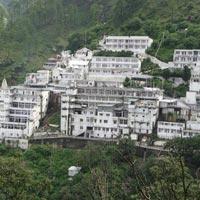 Jammu - Katra - Vaishno Devi Darshan - Srinagar - Sonamarg - Baltal - Amarnath Darshan - Srinagar