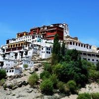Leh - Alchi - Phyang - Hemis - Thicksey - Shey - Stok - Diskit - Khardung la Pass - Pangong Lake