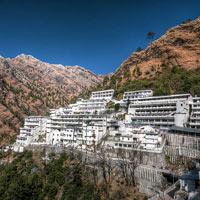 Jammu - Vaishno Devi - Patnitop - Chamunda Devi - Jwala Ji - Kangra Devi - Naina Devi- Mata Chintpurni