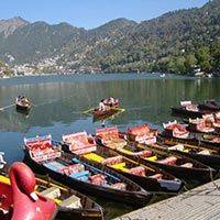 New Delhi - Mussoorie - Corbett - Binsar - Nainital