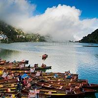 Nainital - Corbett - Haridwar - Mussoorie