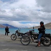 Manali - Jispa - Pang - Leh - Pangong Lake - Sarchu - Manali