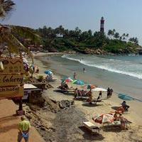 Cochin - Munnar - Kumarakom - Alleppey (Houseboat) - Kovalam - Trivandrum