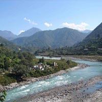 Delhi - Bhimtal - Naukuchiatal - Mukteshwar - Kausani - Corbett