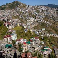 New Delhi - Shimla - Kufri - Chail - Sankatmochan - Tara Devi Temple