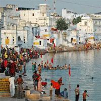 New Delhi - Mandawa - Bikaner - Jaisalmer - Jodhpur - Mount Abu - Udaipur - Pushkar - Jaipur - Agra