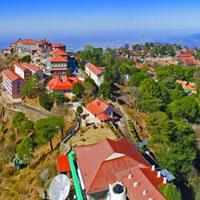 New Delhi - Shimla - Kasauli