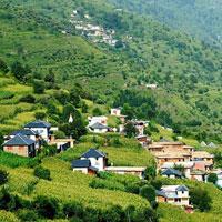 Pathankot - Dalhousie - Dharamshala - Dharamshala