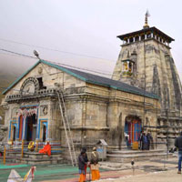 Haridwar - Mussoorie - Yamunotri - Uttarkashi - Harsil - Gangotri - Tehri dam - Srinagar - Rudraprayag - Guptakashi - Kedarnath - Chopta - Gopeshwar - Chamoli - Joshimath - Badrinath - Ghangaria - Hemkund Sahib - Devprayag and Rishikesh