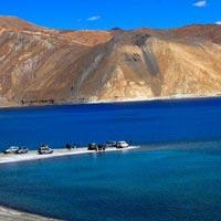 Leh - Alchi - Nubra valley - Pangong Lake - Leh - Delhi
