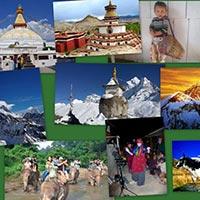 Kathmandu - Lukla - Namche - EBC - Kalapatthar - Tyangboche - Namche - Lukla