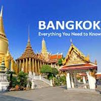 Pattaya - Bangkok - Genting - Kuala Lumpur - Singapore