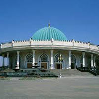 Tashkent – The Land of Uzbekistan
