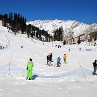 Delhi - Shimla - Kufri - Manali - Rohtang Pass - Chandigarh