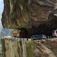 Chandigarh - Shimla - Sarahan - Sangla - Chhitkul - Tabo - Kaza - Kelong - Jispa - Sarchu - Leh