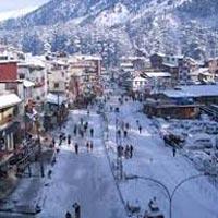 Manali - Rohtang Pass - Kullu - Manikaran - Dharamshala